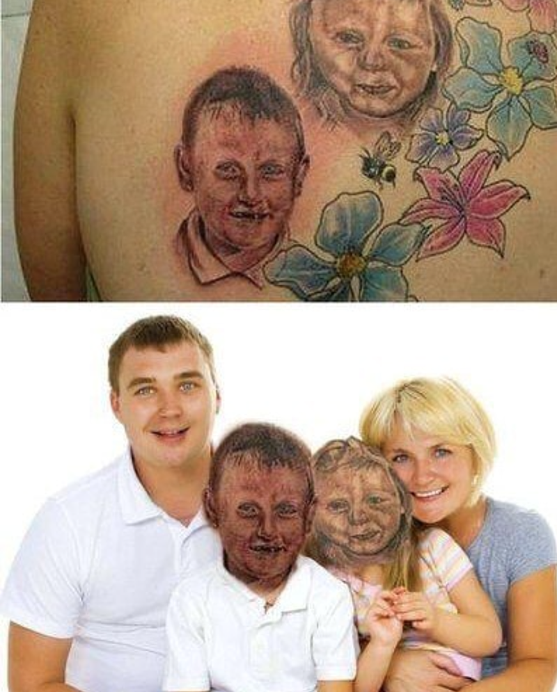 Bad Tattoos, Funny Memes, Cringe, Fail, Yikes, Dank Memes