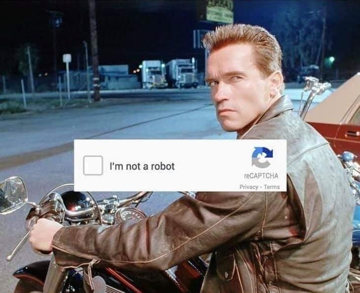 Cool - I'm not a robot reCAPTCHA Privacy - Terms