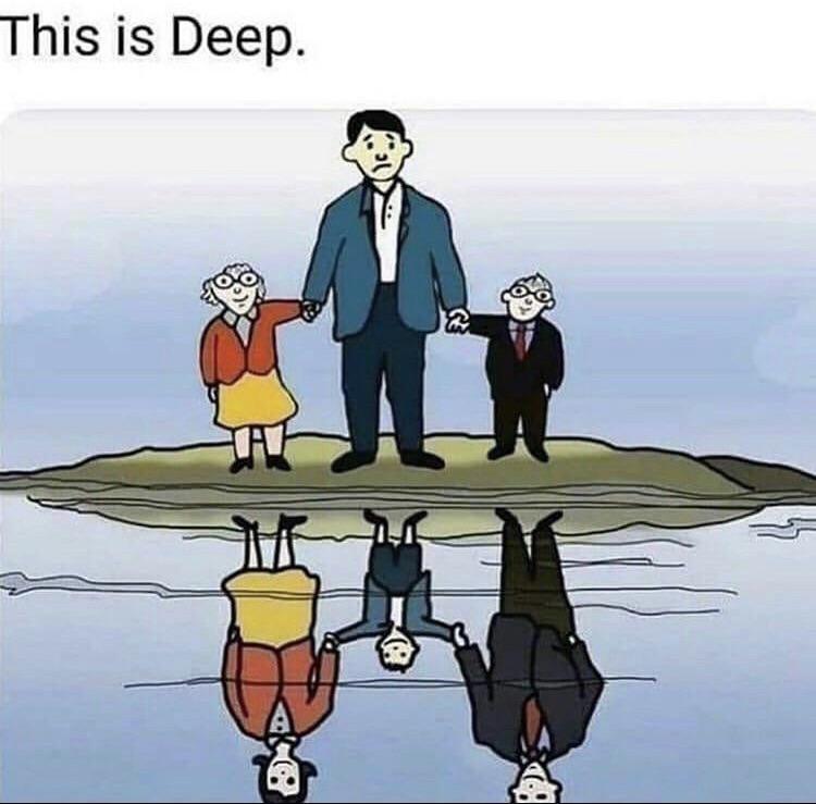 Cartoon - This is Deep.