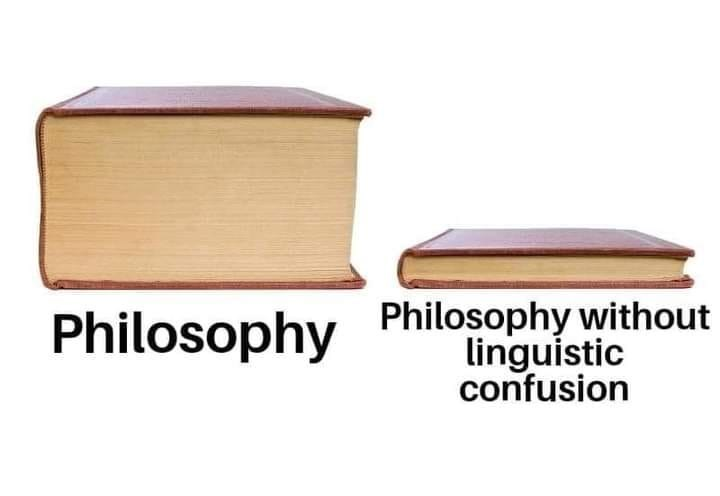 Wood - Philosophy without linguistic confusion Philosophy