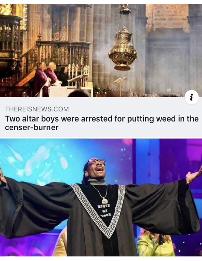 Abaya - THEREISNEWS.COM Two altar boys were arrested for putting weed in the censer-burner 美支 03 KOUT
