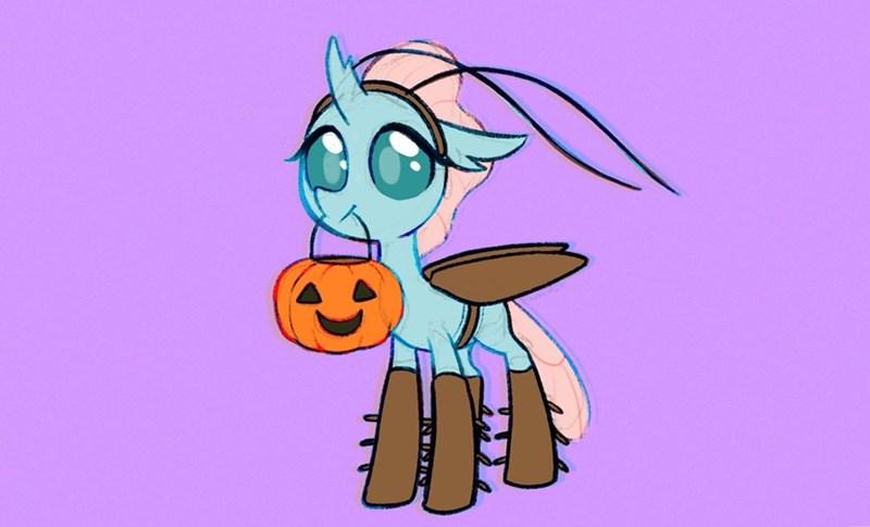 dawnfire halloween ocellus changelings - 9564755712