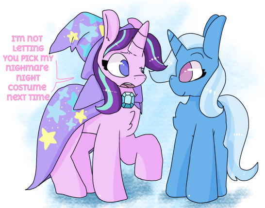 the great and powerful trixie halloween starlight glimmer bootleg alicorn nightmare night - 9564756992