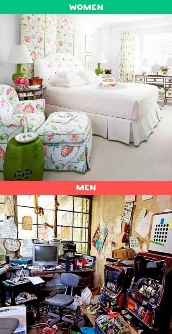 Furniture - WOMEN GE MEN