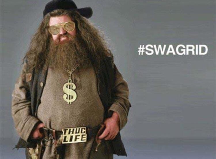 Facial hair - #SWAGRID THUC LIFE