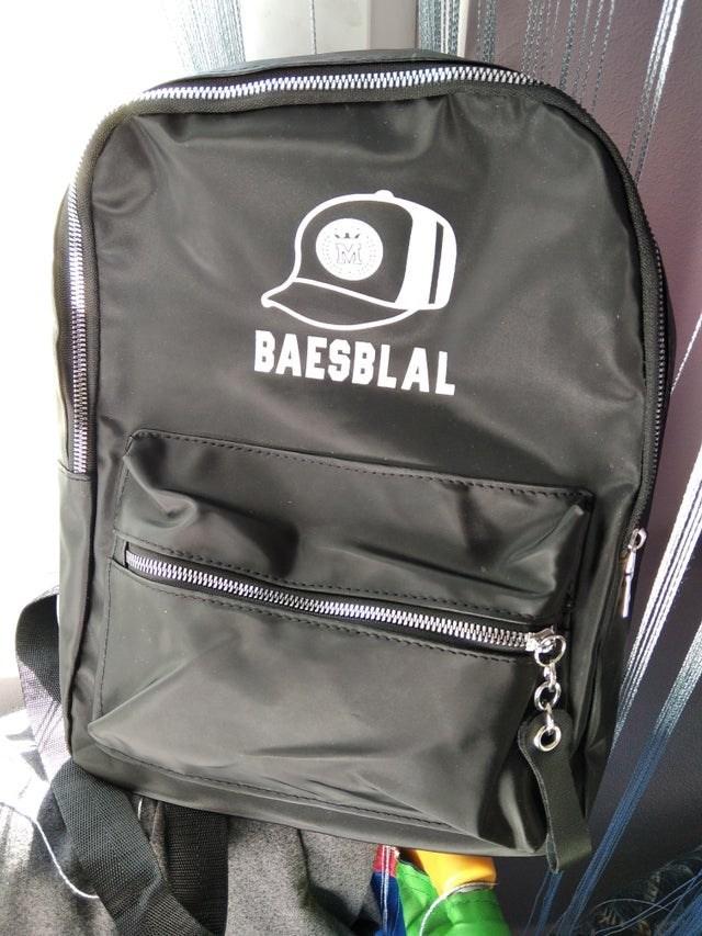 Bag - M BAESBLAL