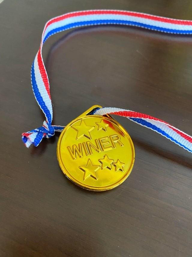 Medal - WINER