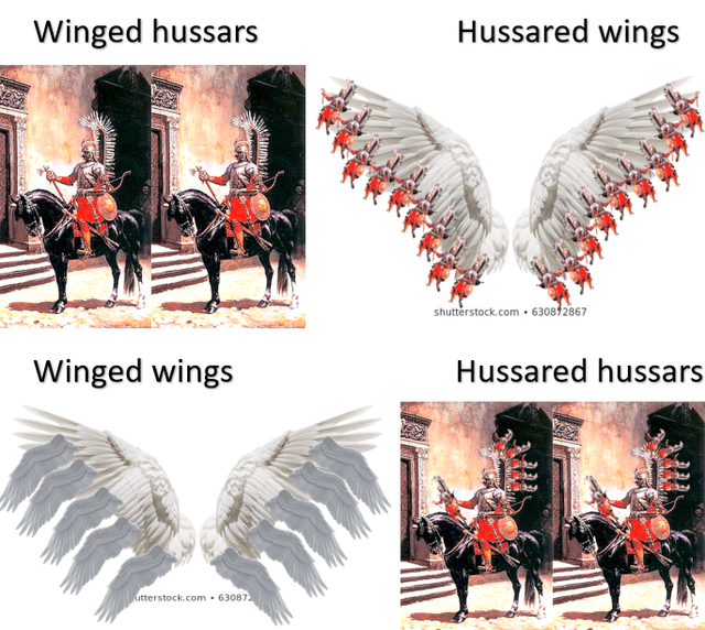 Wing - Winged hussars Hussared wings shutterstock.com - 6308 2867 Winged wings Hussared hussars utterstock.com. 630872