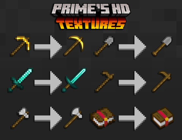 Games - PRIME'S HD TEXTURES *******