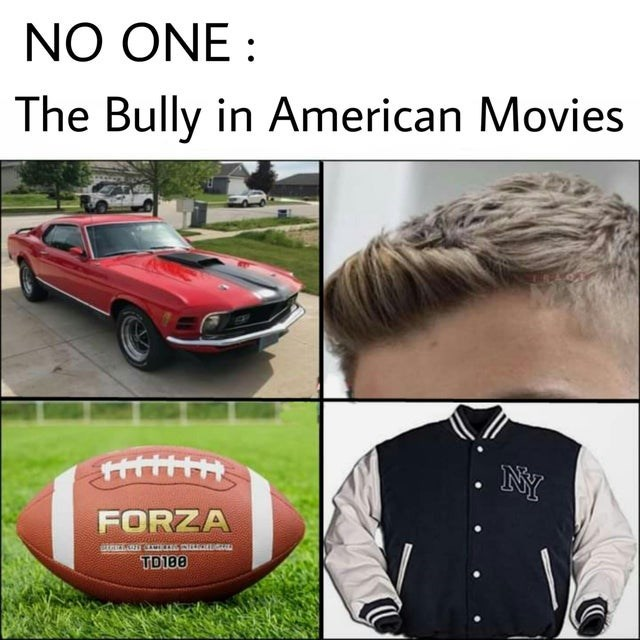 Product - NO ONE : The Bully in American Movies NY FORZA TD188