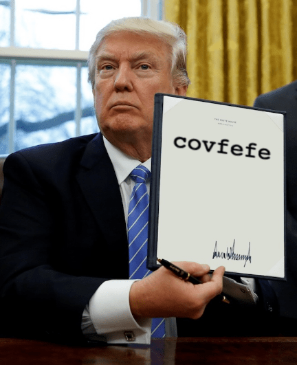 Businessperson - covfefe