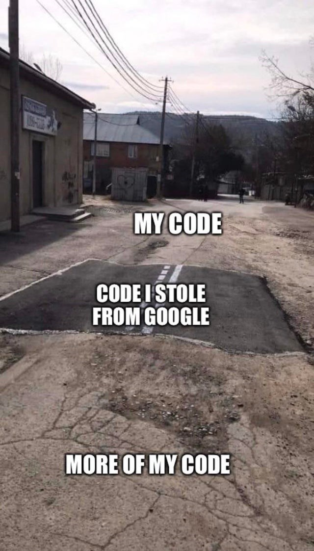 Asphalt - MY CODE CODE I STOLE FROM GOOGLE MORE OF MY CODE