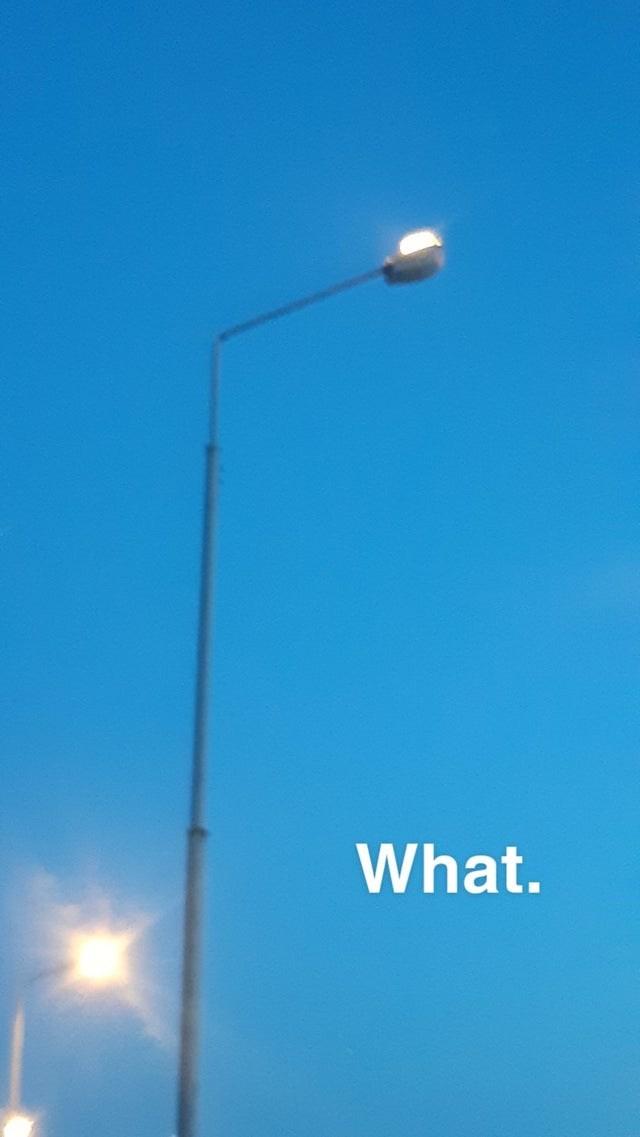 Street light - What.