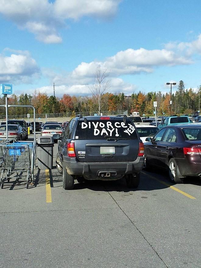 Vehicle - DIVORCE DAY! Joop