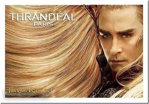 Hair - THRANDÉAL PARIS TheOncRingocl FORGED BAOFORTANS OF