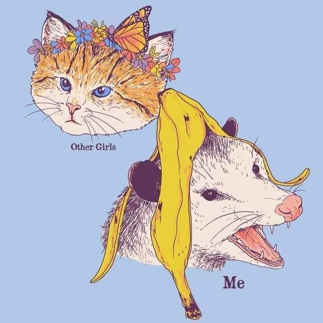 Cartoon - Other Girls Me