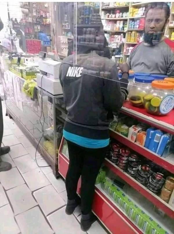 Supermarket - NIKE SIDPA