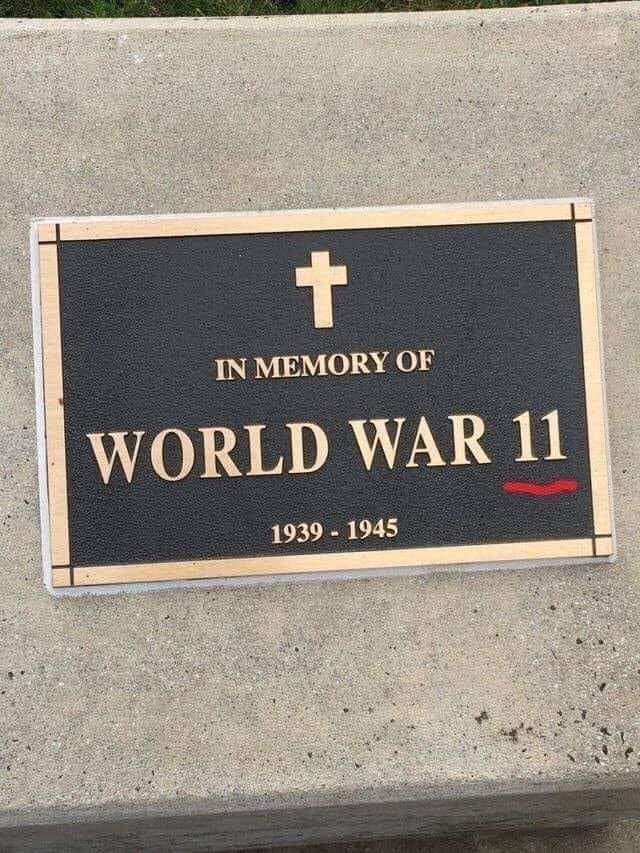 Text - IN MEMORY OF WORLD WAR 11 1939 - 1945