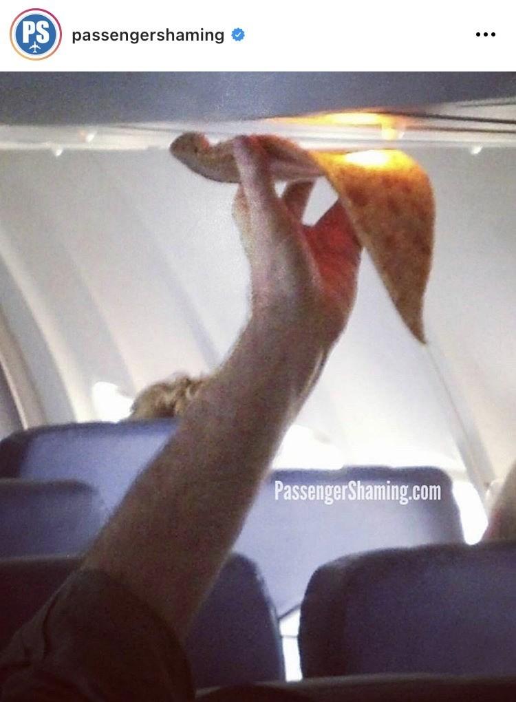 Hand - PS) passengershaming ... PassengerShaming.com