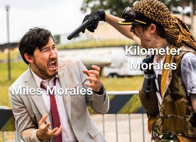 Photography - Kilometer Morales Miles Morales