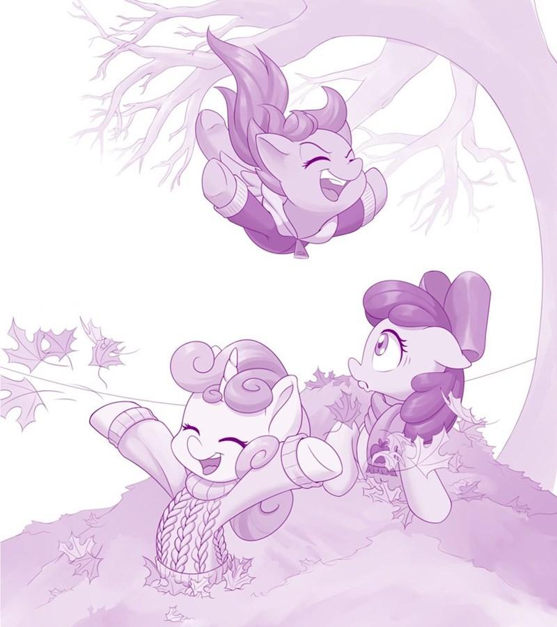 dstears Sweetie Belle apple bloom Scootaloo - 9574820864