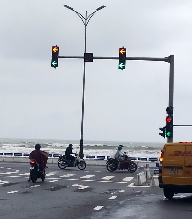 Traffic light - OE 570 SUCD