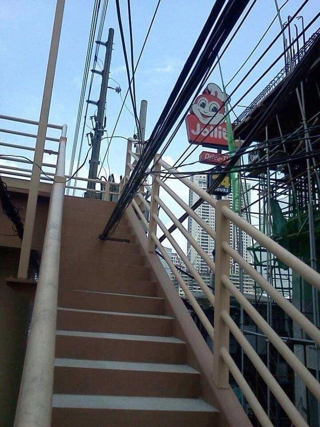 Handrail - JMit Dri OURS