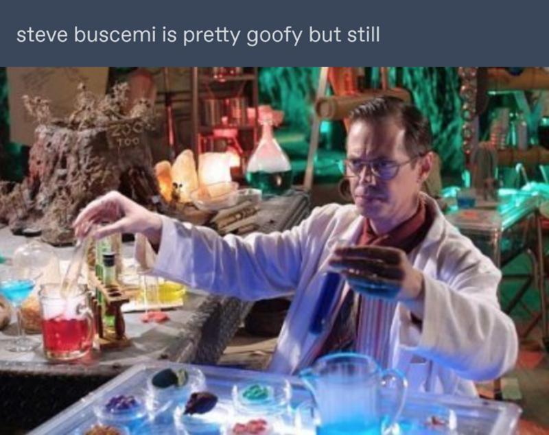 Water - steve buscemi is pretty goofy but still 2008 TOO