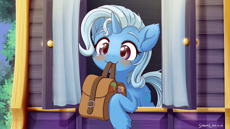 the great and powerful trixie symbianl to where and back again - 9576086784
