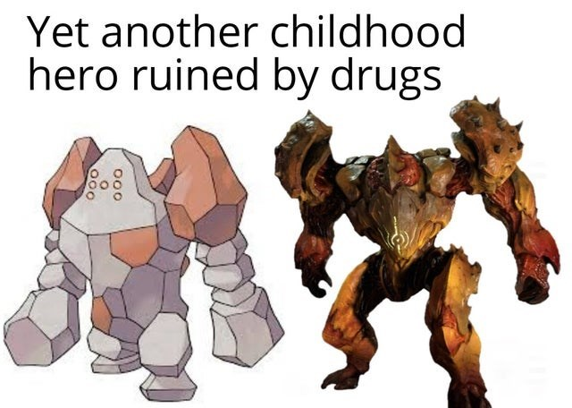 Animation - Yet another childhood hero ruined by drugs 00 000