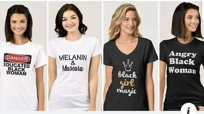 Smile - MELANIN & Mascara Angry Black Woman DANGER EDUCATED BLACK WOMAN black girl magic