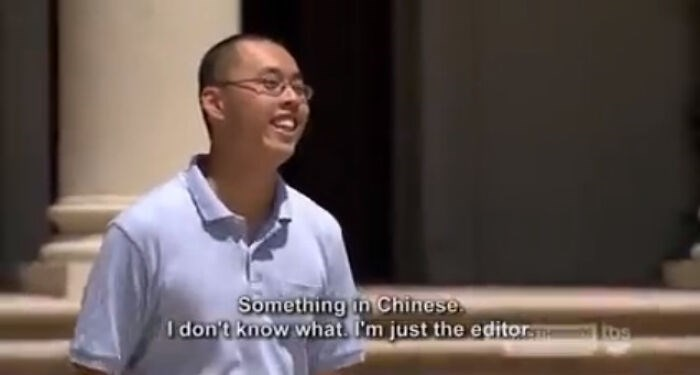 Eyewear - Something in Chinese I don't know what. I'm just the editor os