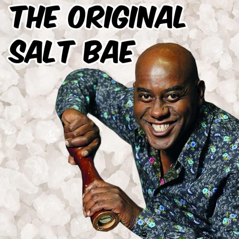 Finger - THE ORIGINAL SALT BAE