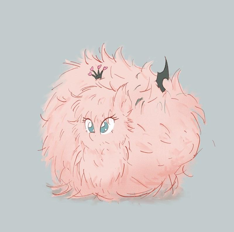 OC flufflepuff chrysalis noupu changelings - 9581037568