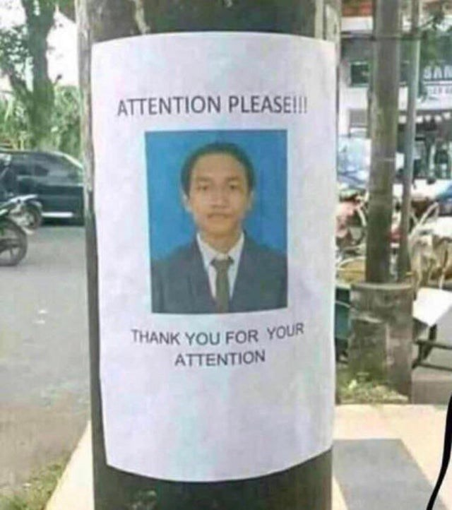 Product - SAN ATTENTION PLEASE!!! THANK YOU FOR YOUR ATTENTION