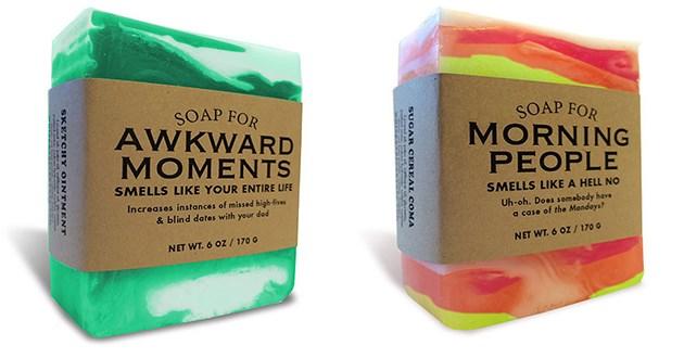 soap funny lol company
