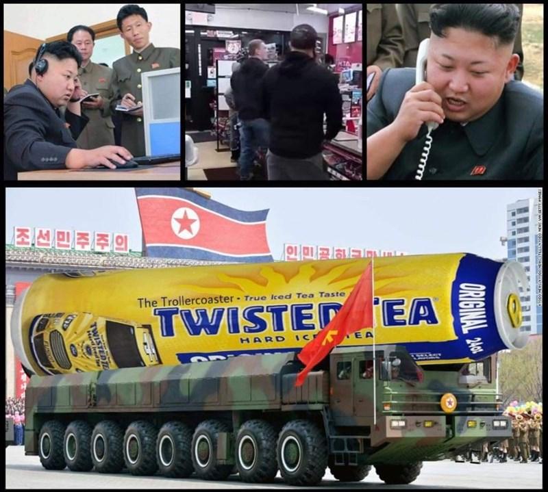 Motor vehicle - KTA The Trollercoaster - True ked Tea Taste TWISTED EA HARD IC 00000 000. ORIGINAL 24 KH TWISTEDTE