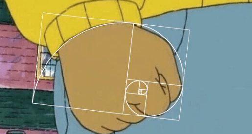 People Keep Using the Fibonacci Spiral, a Symbol of Perfection, Imperfectly