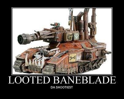 Tank - LOOTED BANEBLADE DA SHOOTIEST