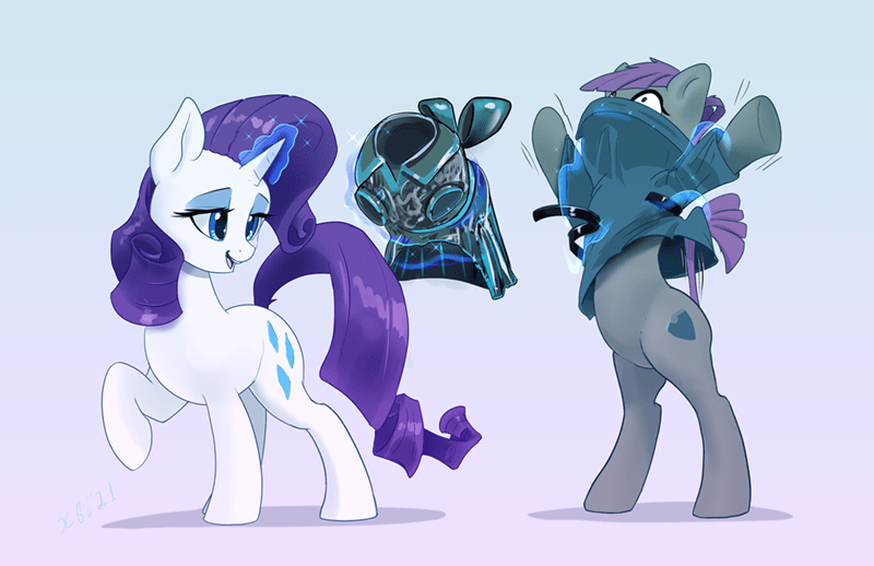 rarity xbi maud pie - 9586306048
