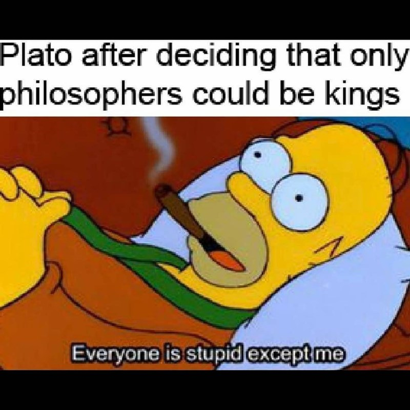 https://i.chzbgr.com/full/9586586112/hB57EAF5E/animal-plato-after-deciding-only-philosophers-could-be-kings-everyone-is-stupid-except