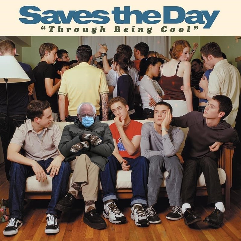 Footwear - SavestheDay 6Through Being Cool