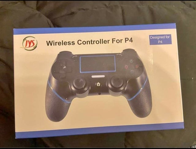 Joystick - YS Wireless Controller For P4 Designed for P4