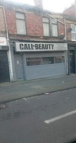 Window - CALL BEAUTY