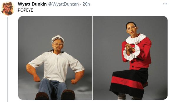 Muscle - Wyatt Dunkin @WyattDuncan 20h POPEYE