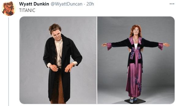 Outerwear - Wyatt Dunkin @WyattDuncan - 20h ... TITANIC
