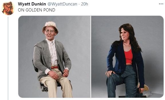 Smile - Wyatt Dunkin @WyattDuncan - 20h ON GOLDEN POND ...