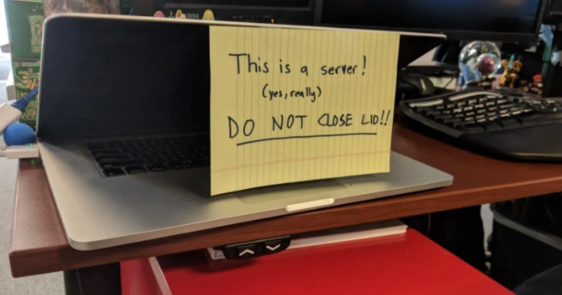 Ridiculous moments of tech support failure.