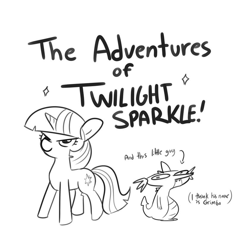 dragon spike tj pones twilight sparkle - 9590010112