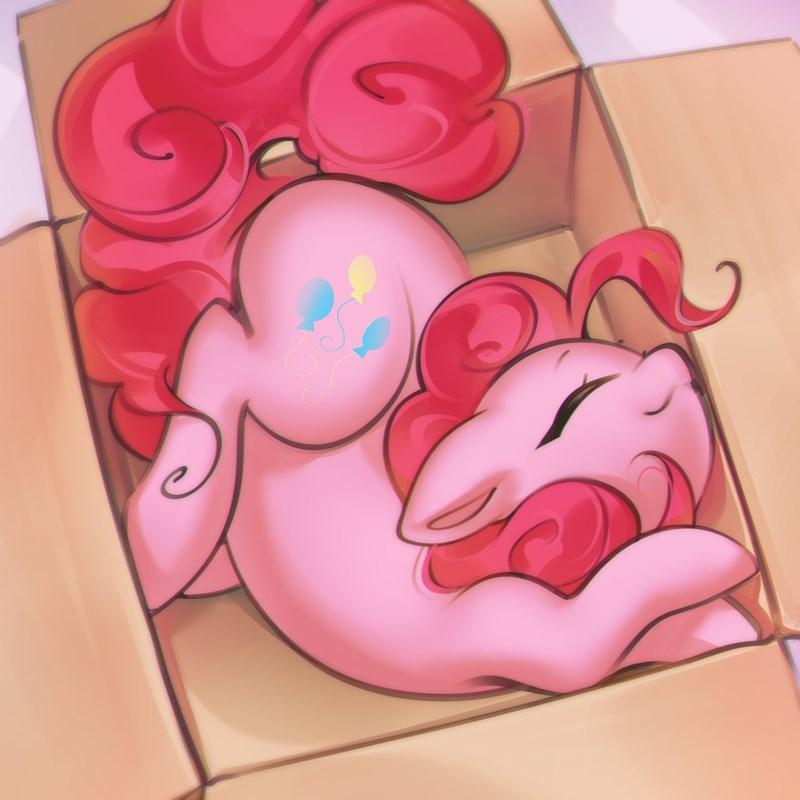 pinkie pie mirroredsea acting like animals - 9590718720